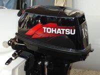 Tohatsu M 18E2 EP S, 2016