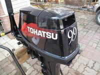Tohatsu M 9,9D2 S, 2016