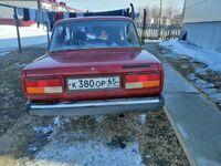 ВАЗ 2107, 1990