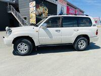 Toyota Land Cruiser, 1998
