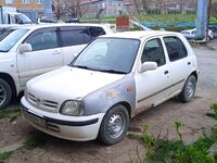 Nissan March, 1999
