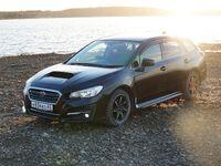 Subaru Levorg, 2018