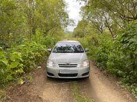 Toyota Corolla Runx, 2004