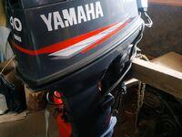 Yamaha 40 HEO, 1991