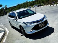 Toyota Corolla Fielder, 2016
