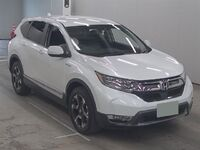 Honda CR-V, 2019