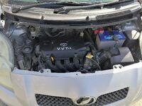 Toyota Vitz, 2007