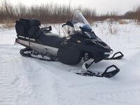 BRP Ski-Doo Expedition, 2012