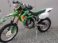 Kawasaki KLX250, 2002