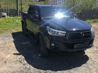 Toyota Hilux Pick Up, 2019