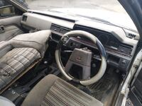 Nissan Bluebird, 1985