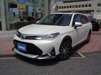 Toyota Corolla Fielder, 2017