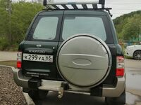 Nissan Safari, 1997