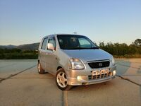 Suzuki Solio, 2002