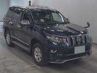 Toyota Land Cruiser Prado, 2018
