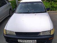Toyota Corolla Wagon, 1992