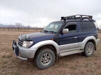Toyota Land Cruiser Prado, 1997