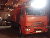 КамАЗ 6520 (6х4), 2012
