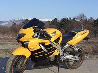 Honda CBR600, 2000