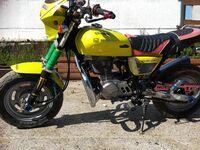 Honda APE100, 2006