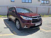 Toyota Highlander, 2014