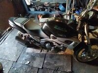 Yamaha FZX, 1998