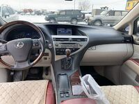 Lexus RX 350, 2010