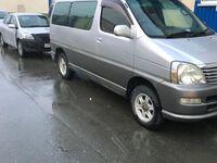Toyota Hiace Regius, 1998