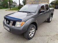 Nissan Navara, 2008