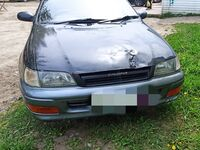 Toyota Caldina, 1985