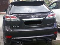 Lexus RX 350, 2014