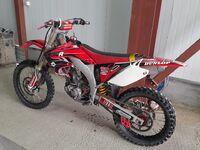 Honda CRF450, 2005