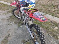 Honda CRF250, 2006