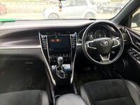 Toyota Harrier, 2016