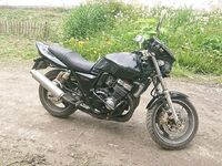Honda CB 400SFV, 1997