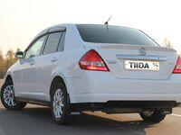 Nissan Tiida Latio, 2008
