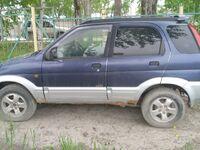 Daihatsu Terios, 1999