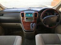 Toyota Alphard, 2006