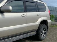 Toyota Land Cruiser Prado, 2009