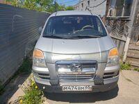 Hyundai Starex, 2005