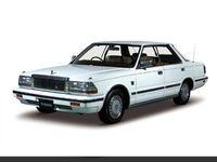 Nissan Cedric, 1986