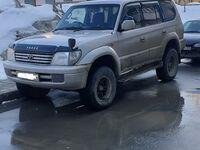 Toyota Land Cruiser Prado, 2000