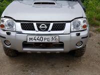 Nissan NP300, 2012