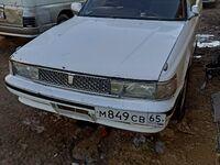 Toyota Chaser, 1990