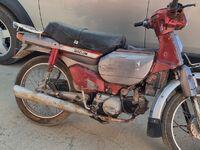 Honda Daelim, 1991