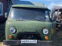 УАЗ 2206, 1986
