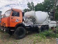 КамАЗ 43118 (6x6), 2011