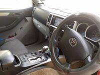 Toyota Hilux Surf, 2007