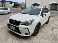 Subaru Forester, 2017