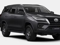 Toyota Fortuner, 2021